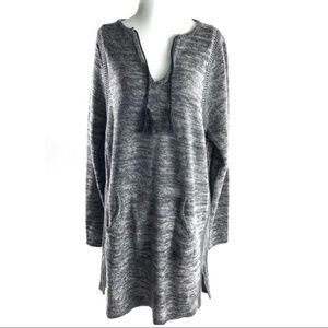 Anthropologie: Knit Tunic Sweater